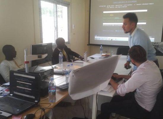 Atelier analyse de la programmation et code source chez notre client (secteur de l'énergie)