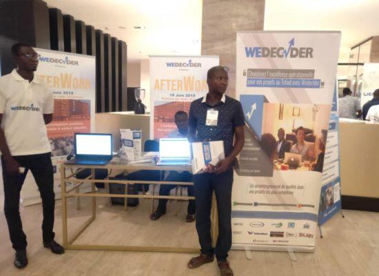 Tchad Monde Numérique | présence Des équipes