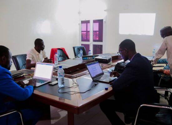 Mission d'évaluation et d'élaboration du plan stratégique de l'ANIE 2020